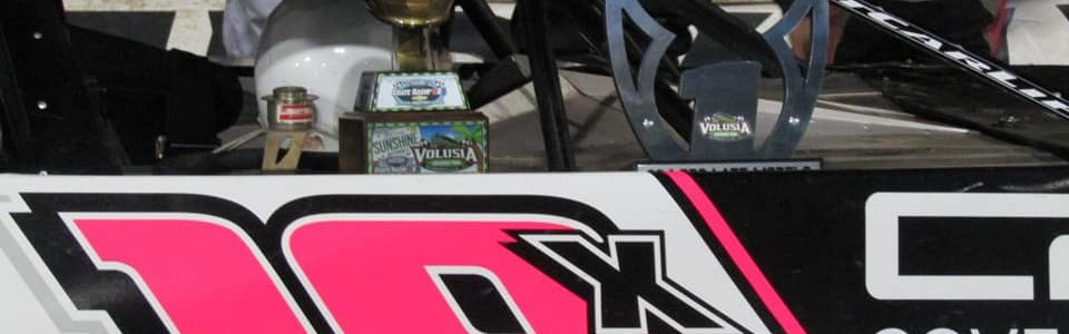 Michael Page disqualified after Sunshine Nationals win at Volusia Speedway Park