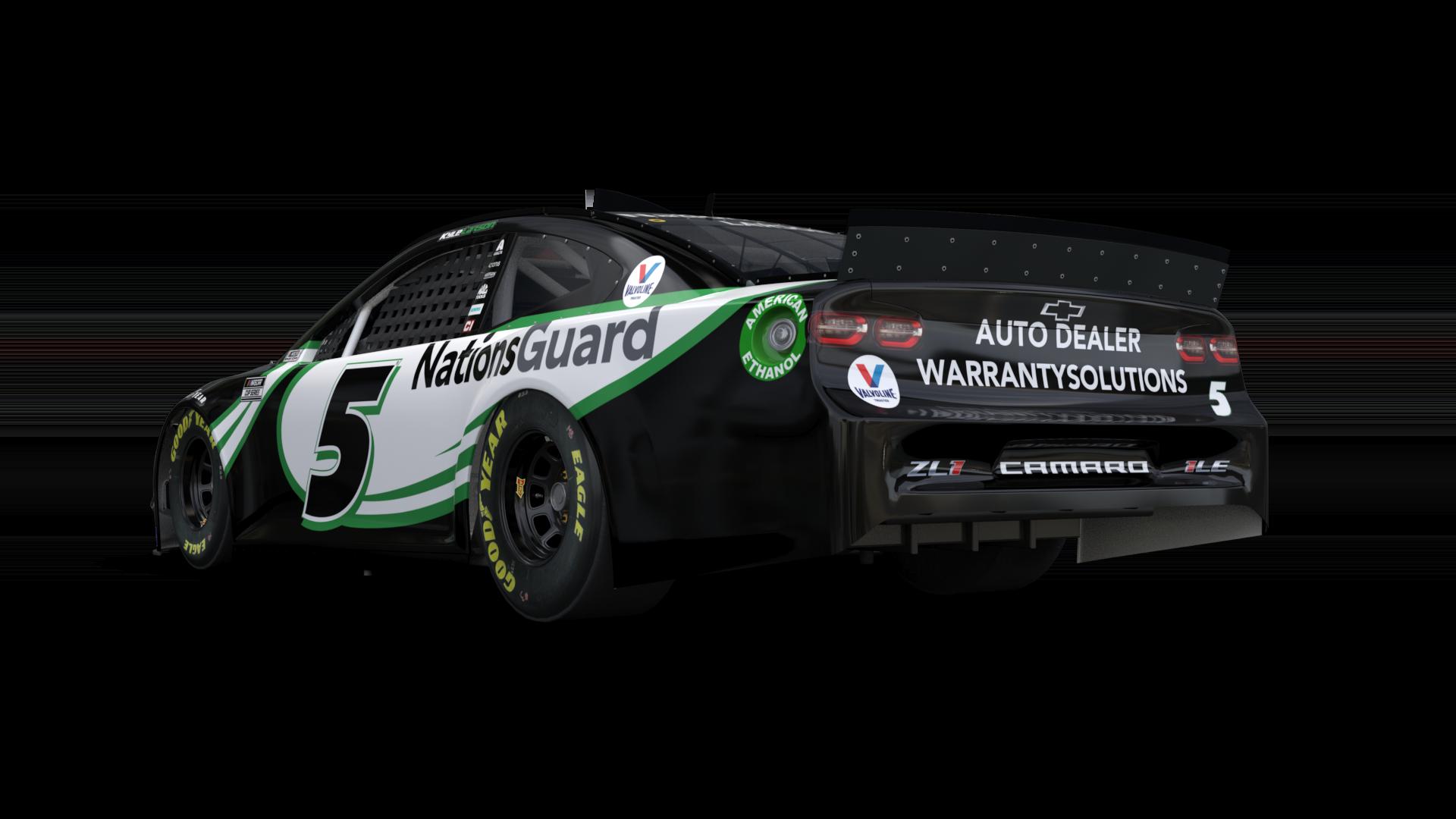 Kyle Larson S 2021 Car And Nascar Sponsor Revealed Racing News