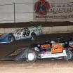 Ricky Thornton Jr and Jonathan Davenport - Wild West Shootout - Arizona Speedway