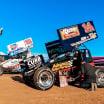Tony Stewart - Arizona Speedway - Dirt Sprint Car