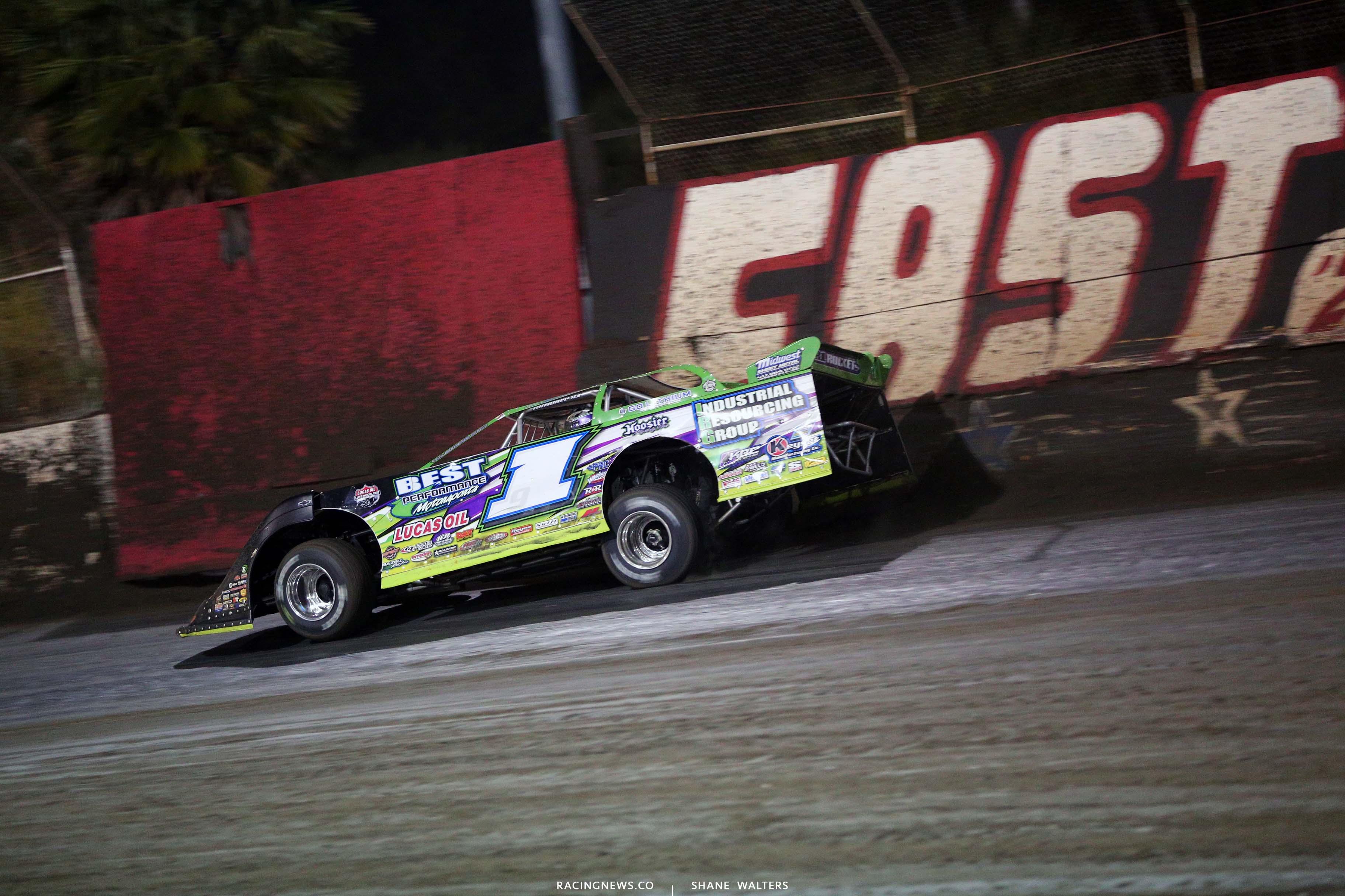 Tyler Erb at East Bay Raceway Park 7941