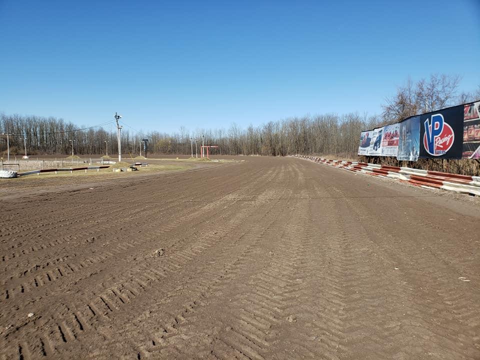 Utica Rome Speedway - Dirt Track