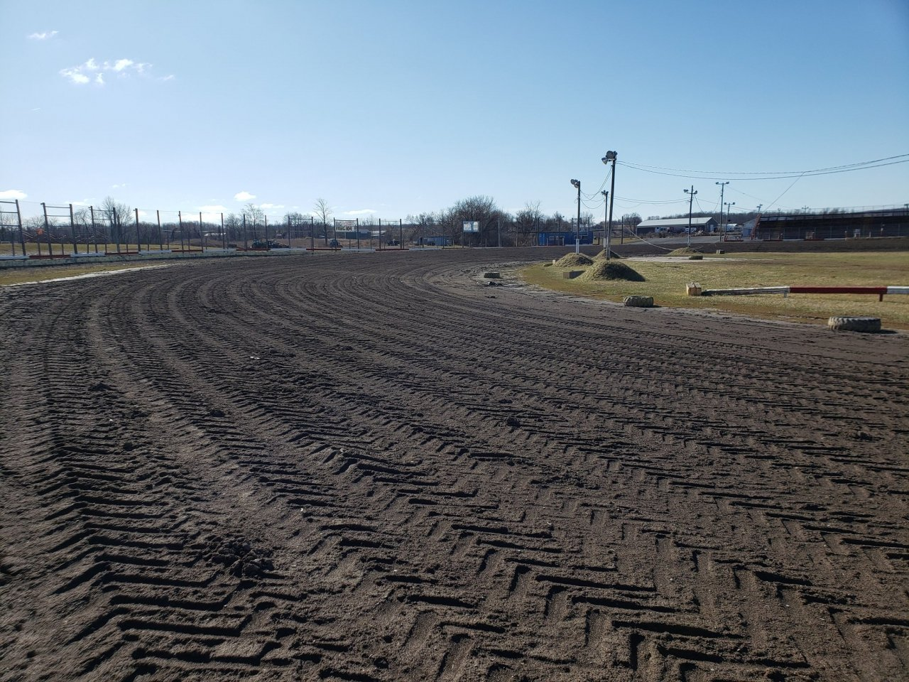 Utica Rome Speedway - New York Dirt Track