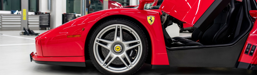 Sebastian Vettel sells multiple Ferrari supercars from car collection (Photos)