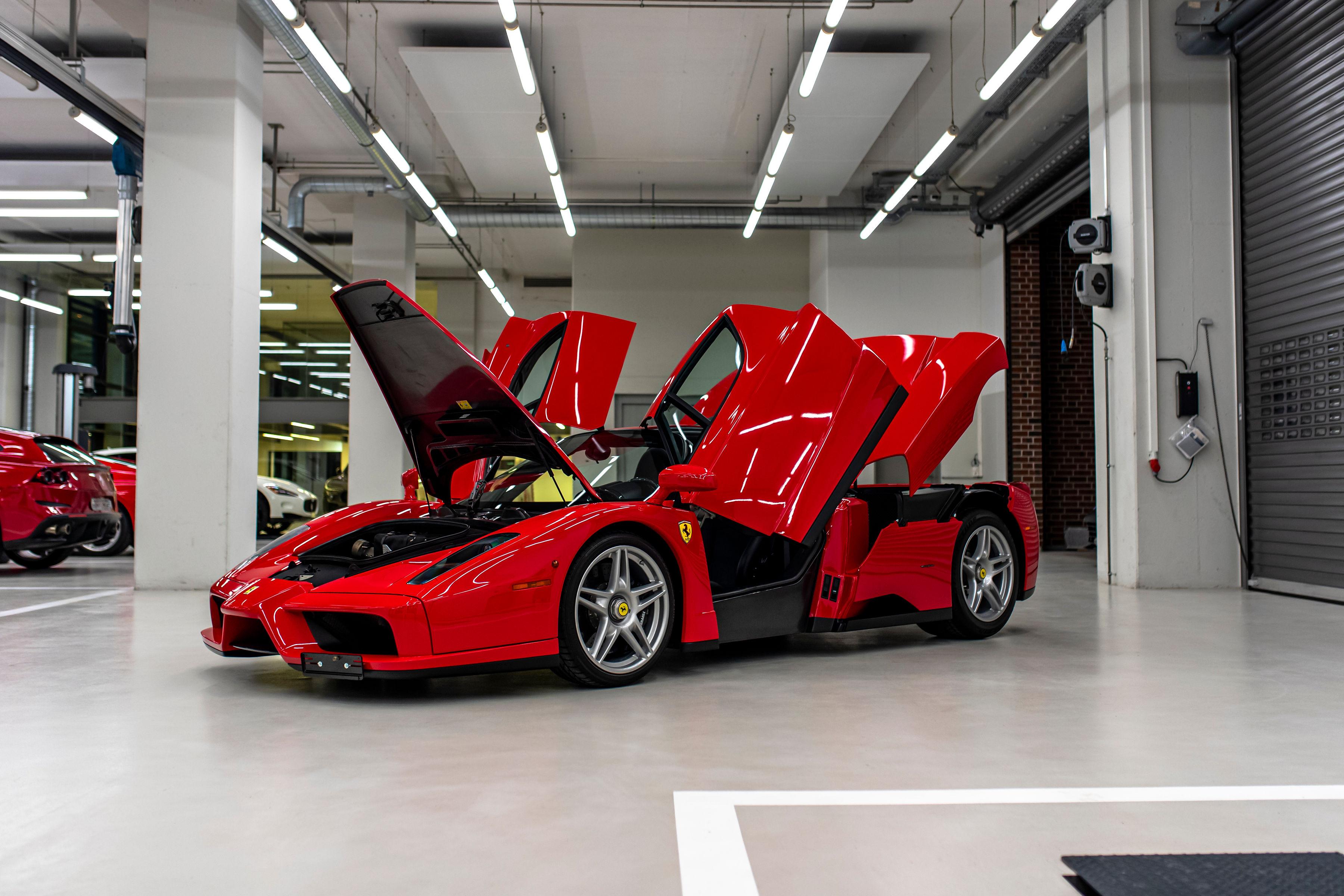 2004 Ferrari Enzo - Sebastian Vettel