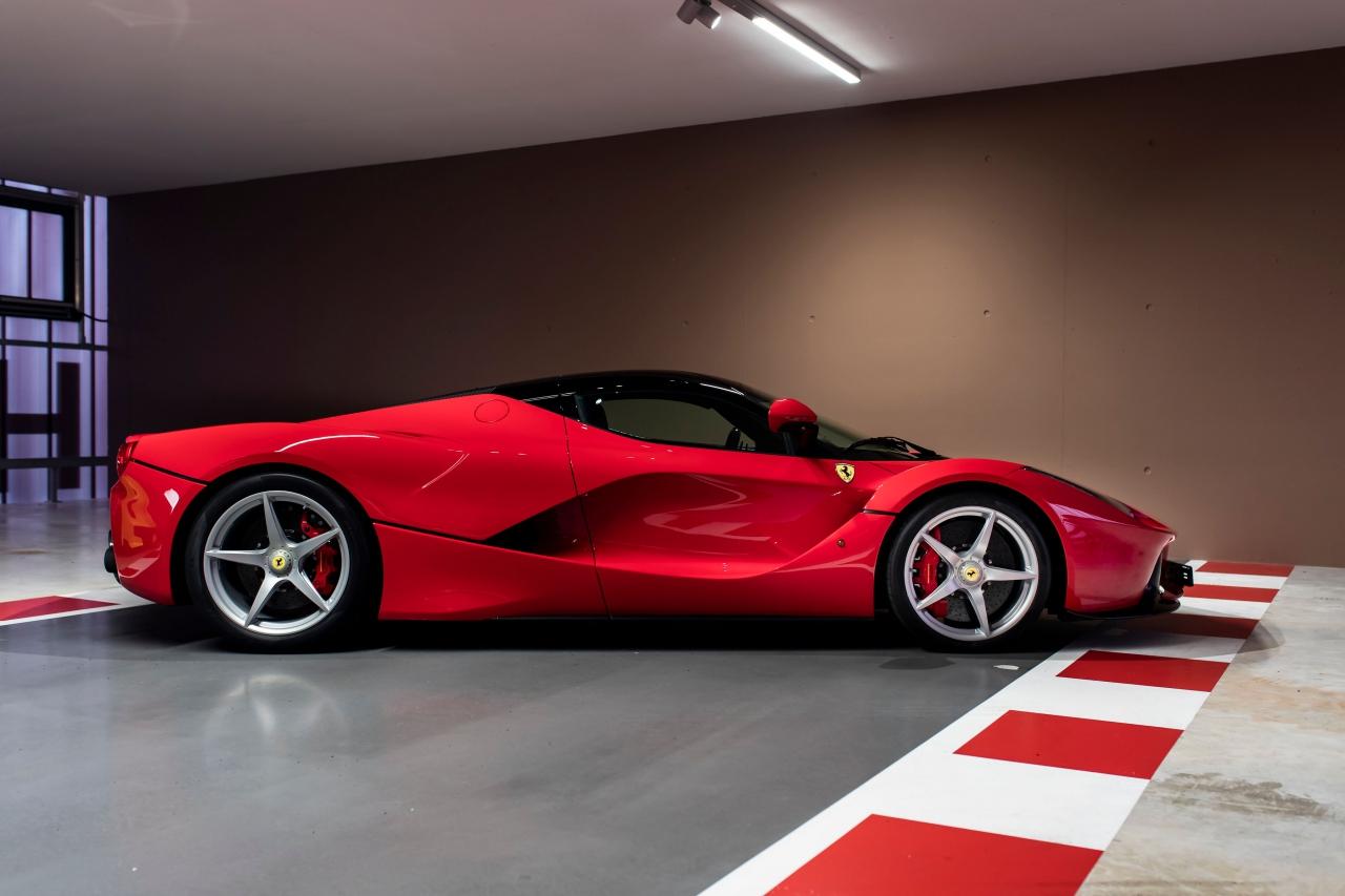 2006 LeFerrari - Sebastian Vettel - Car Collection