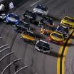 Aric Almirola, Christopher Bell and Joey Logano - Duel at Daytona International Speedway - NASCAR Cup Series