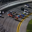 Austin Dillon and William Byron race to finish in Duel at Daytona International Speedway - NASCAR Cup Series