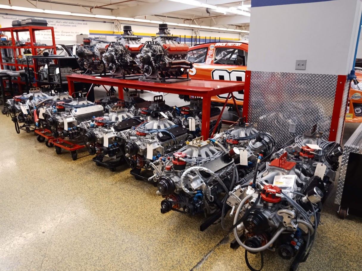 BMR Drivers Academy - Engines