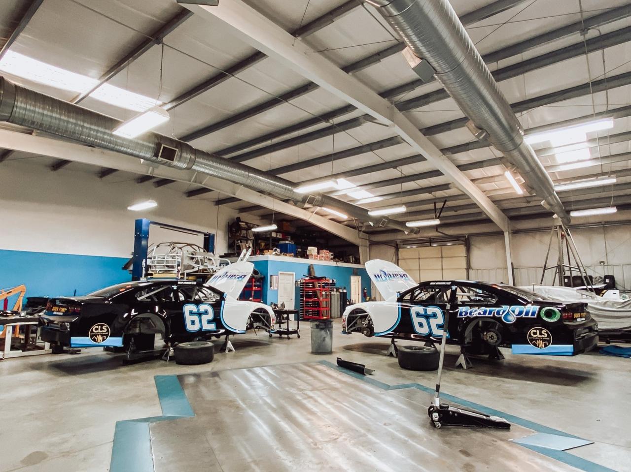 Beard Motorsports - Race Shop