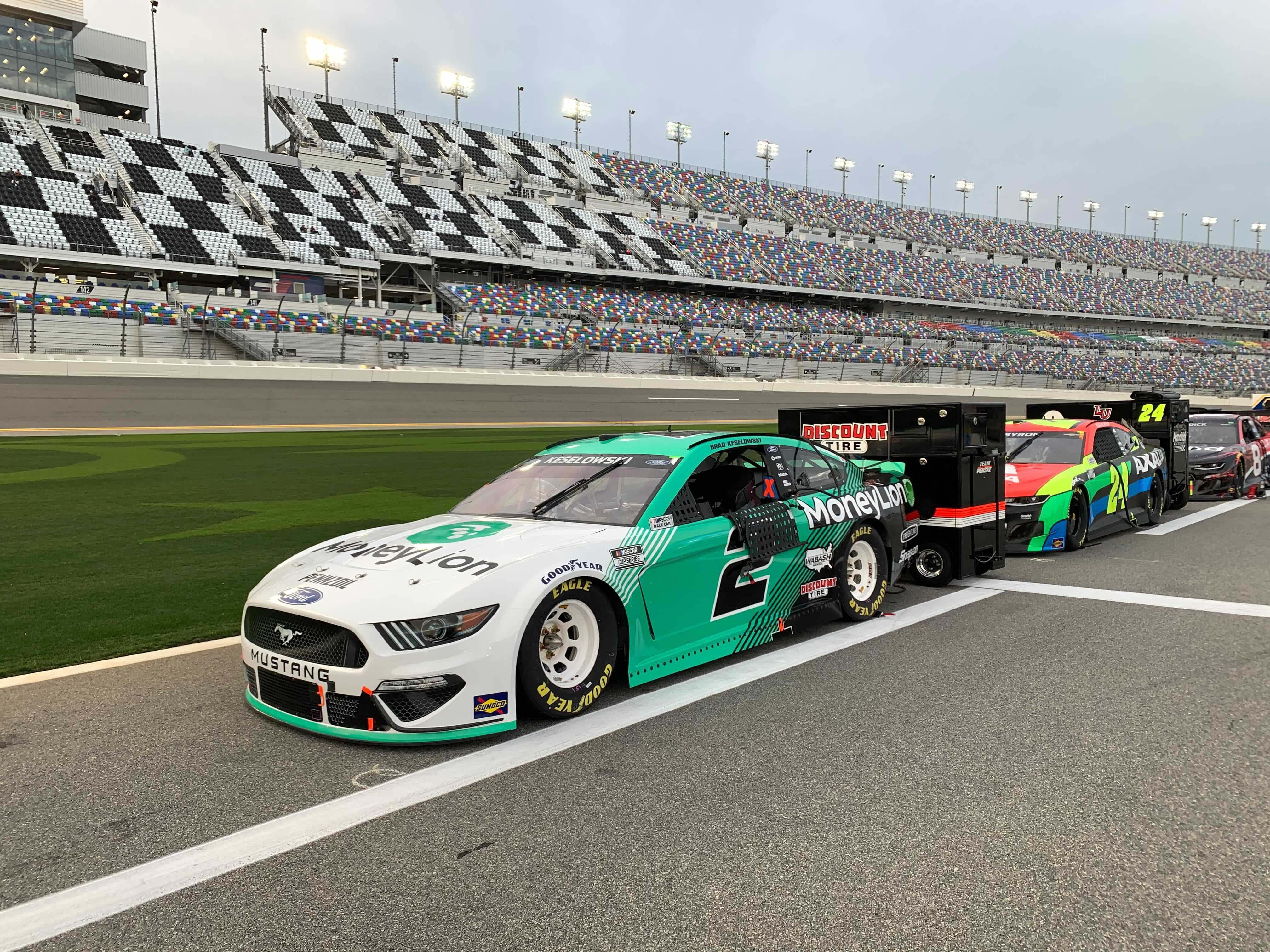 Brad Keselowski - Daytona International Speedway - NASCAR Cup Series