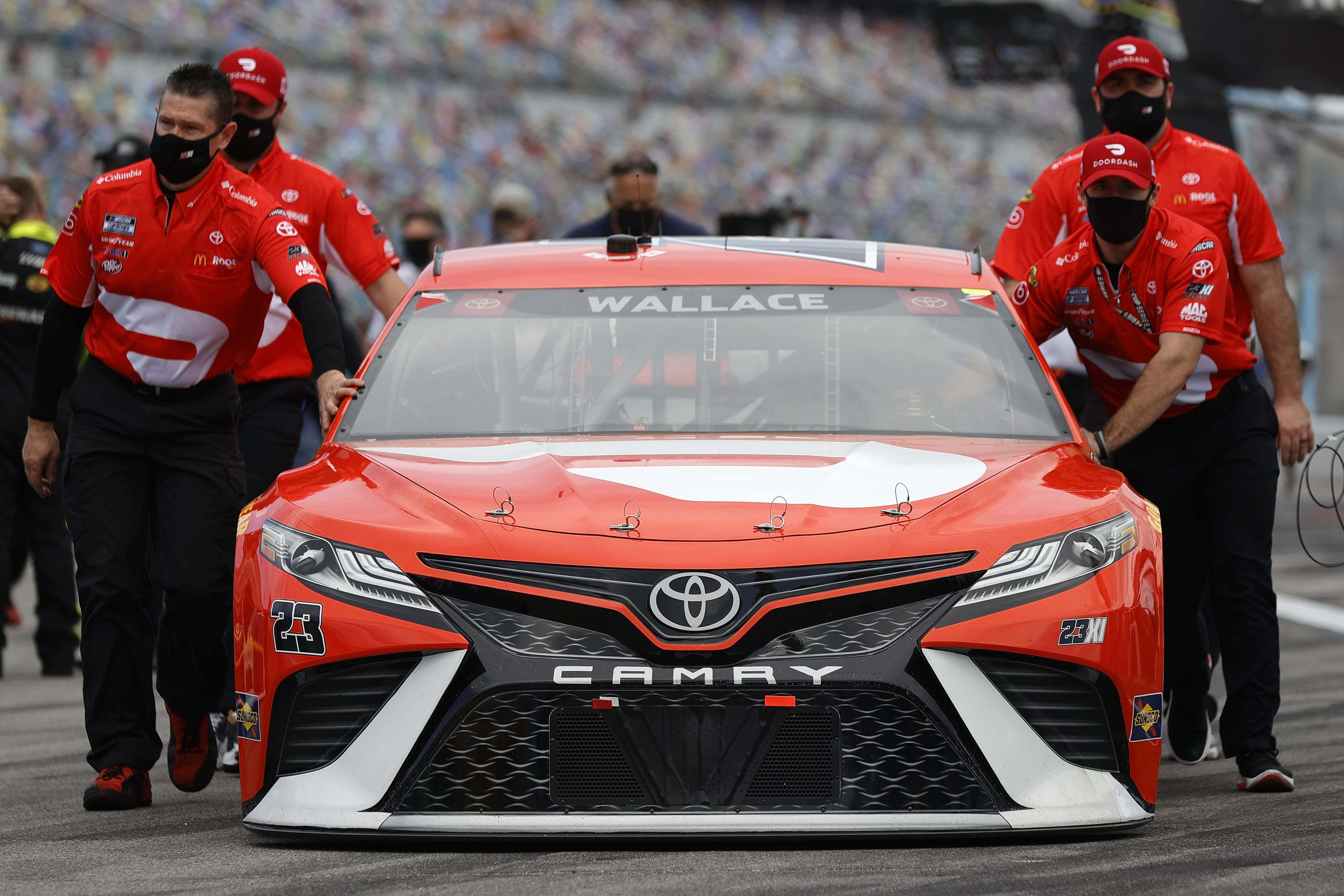 Bubba Wallace - 23XI Racing - Daytona International Speedway - NASCAR Cup Series