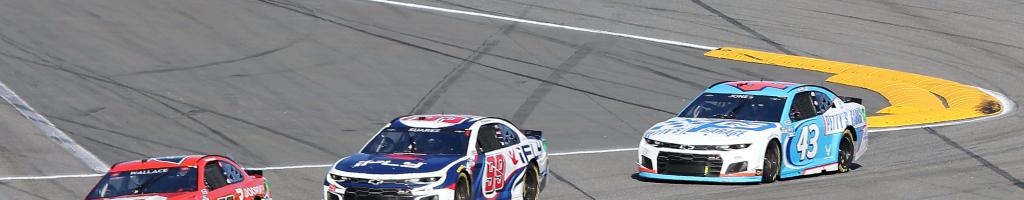 NASCAR driver throws up in car, keeps racing at Daytona