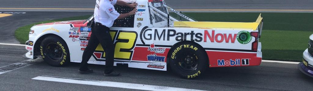 Daytona Starting Lineup: February 12, 2021 (NASCAR Truck Series)
