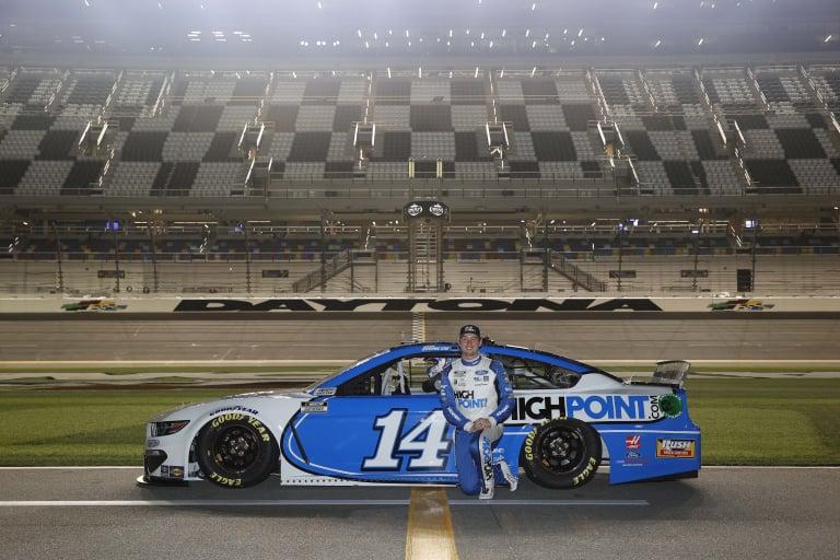 Chase Briscoe - Daytona International Speedway - NASCAR Cup Series