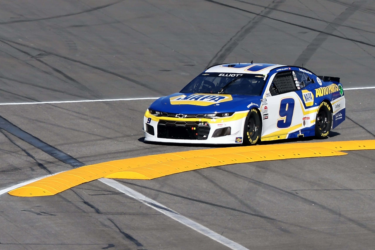 Chase Elliott on Daytona Road Course - NASCAR Cup Series