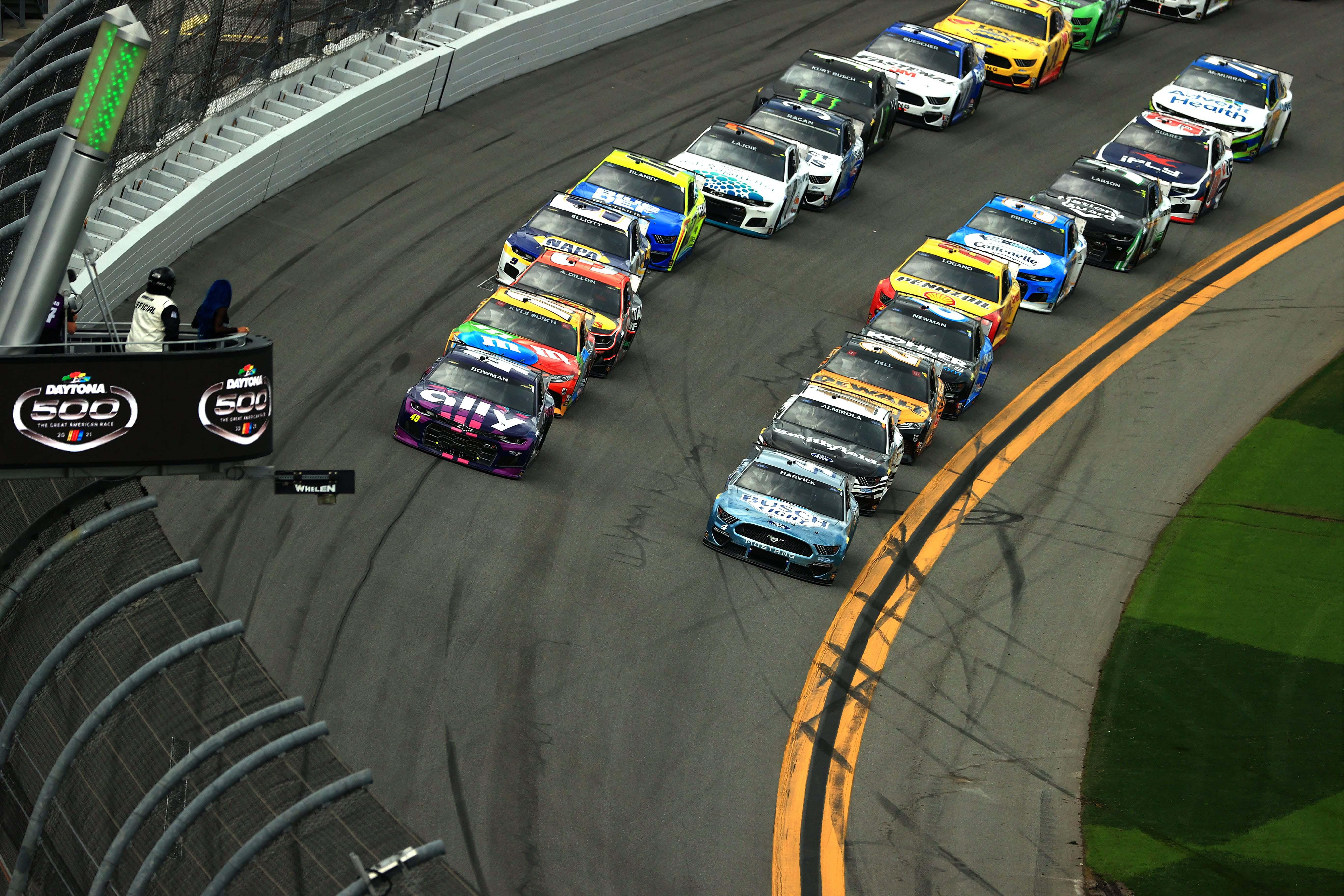Daytona 500 - NASCAR Cup Series - Daytona International Speedway