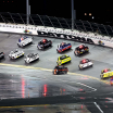 Daytona Road Course - NASCAR Truck Series - Racing in the rain