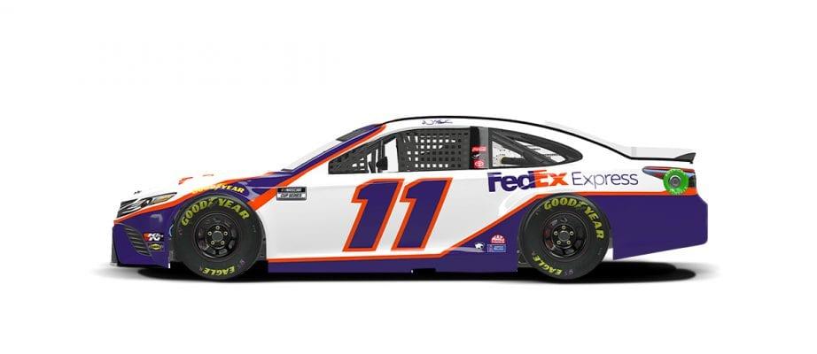 Denny Hamlin - 2021 Busch Clash