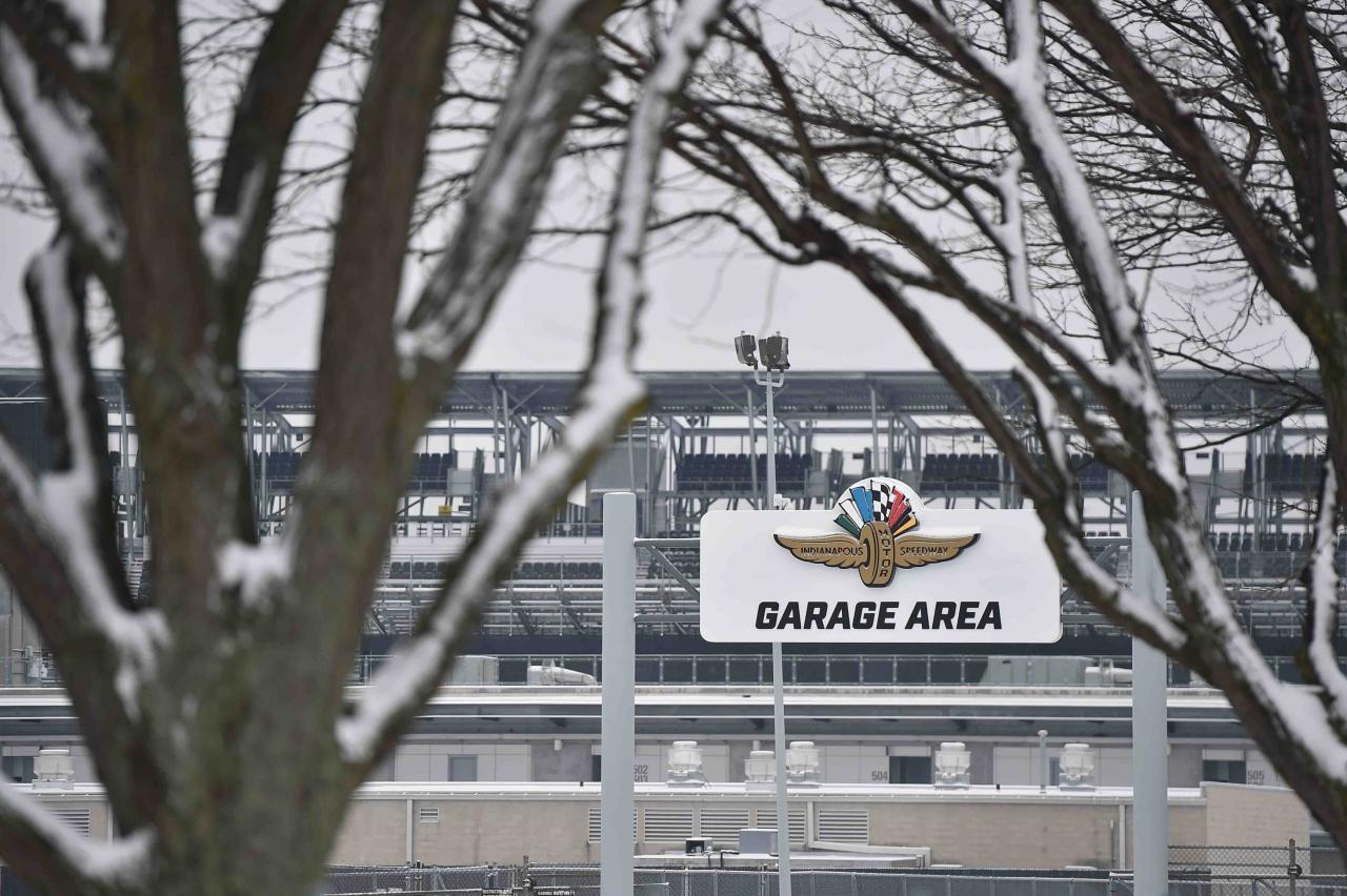 Indianapolis Motor Speedway - Storm photos