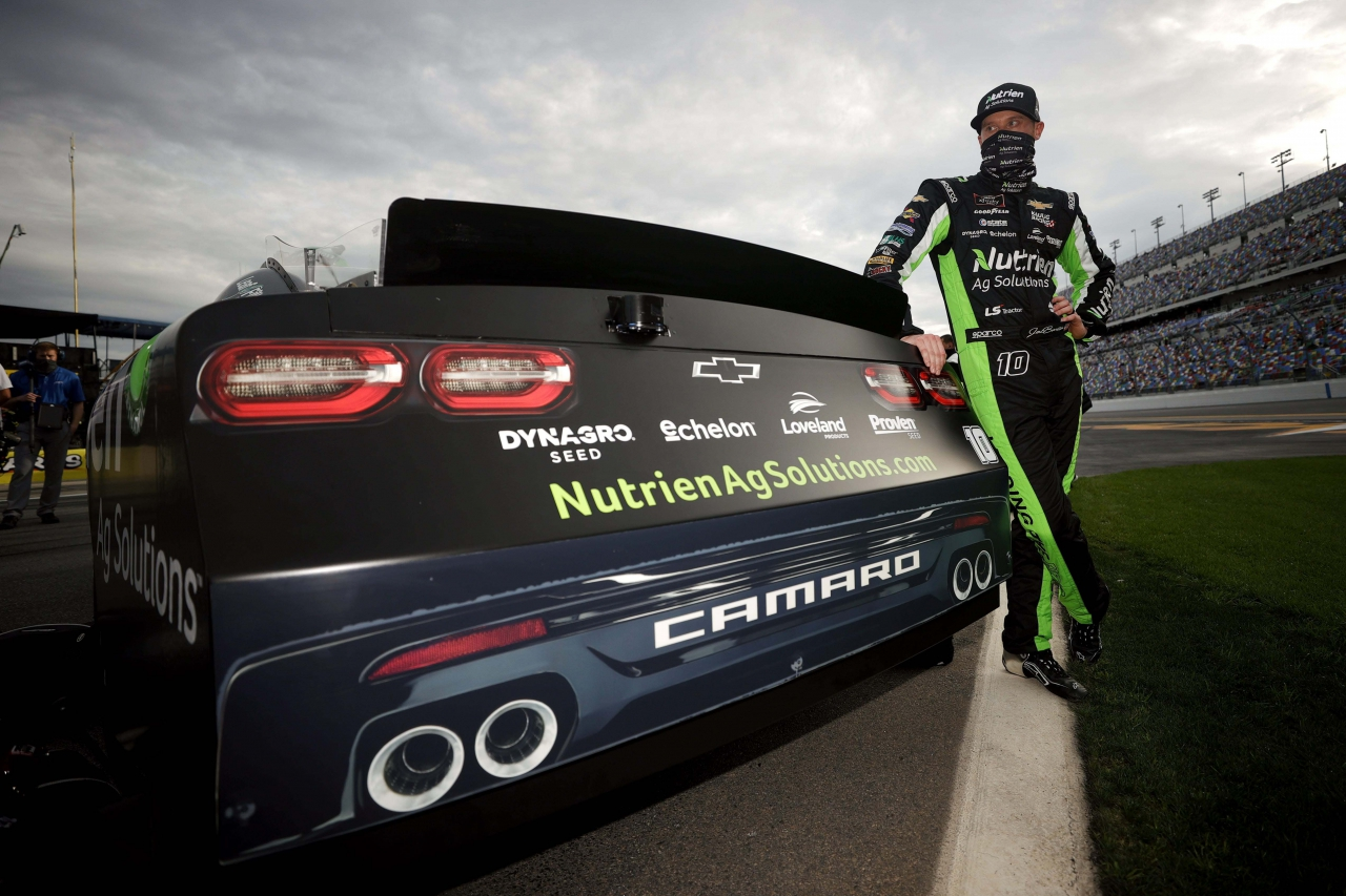 Jeb Burton - NASCAR driver