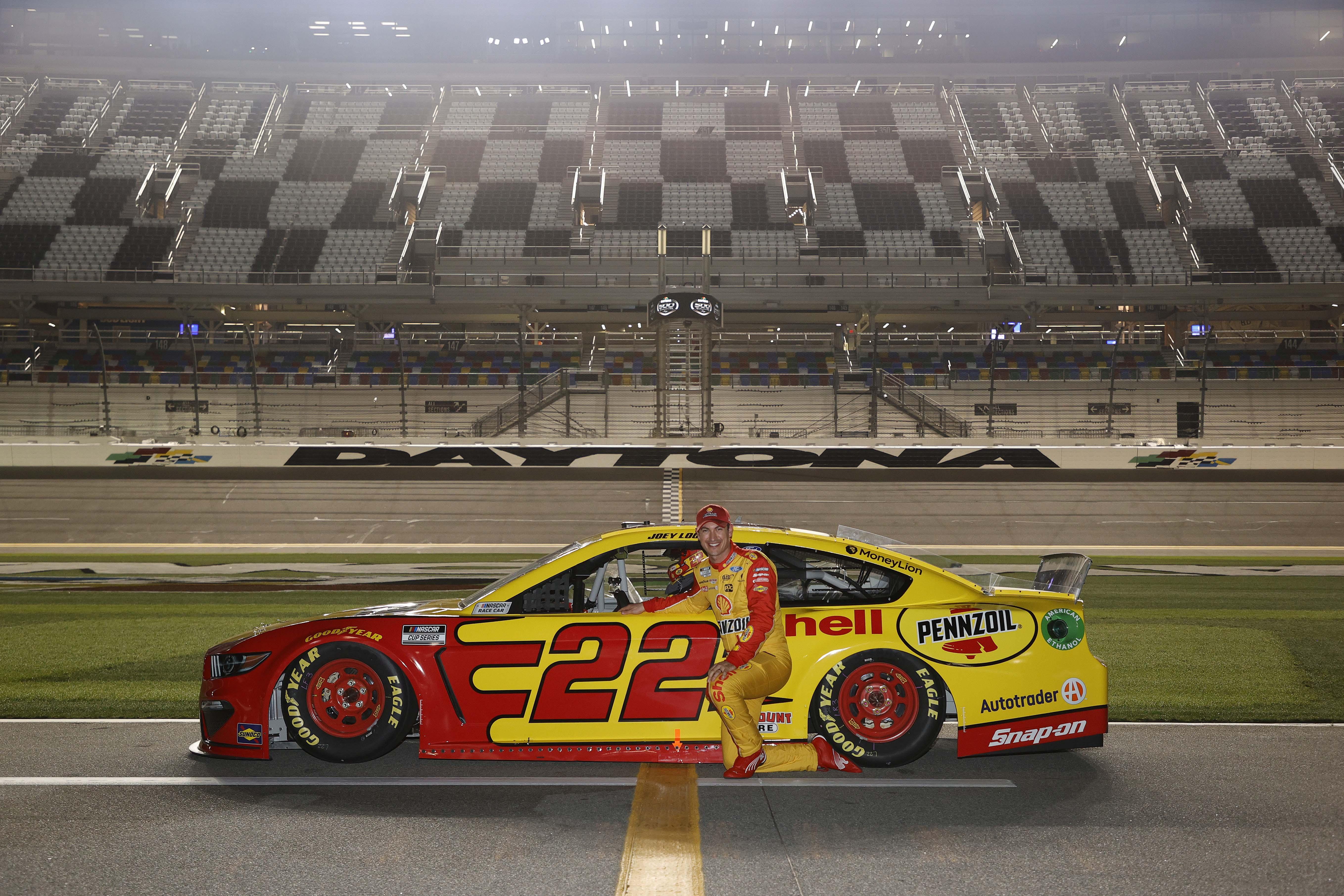 Joey Logano - Daytona International Speedway - NASCAR Cup Series