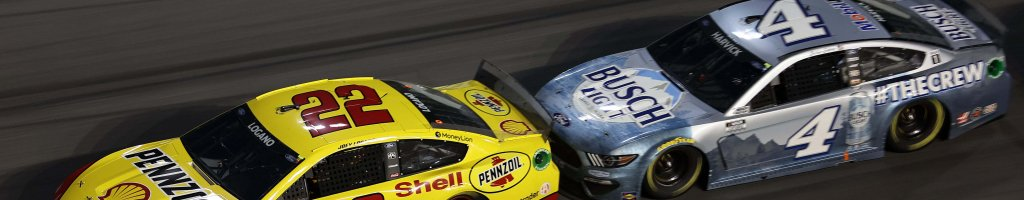 Joey Logano thinks Kevin Harvick uses 'mind games' as a tool