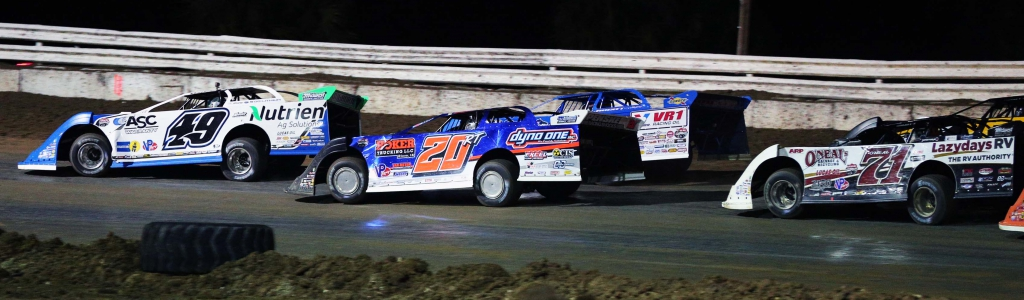 Bubba Raceway Park Results: February 1, 2021 (Lucas Late Models)