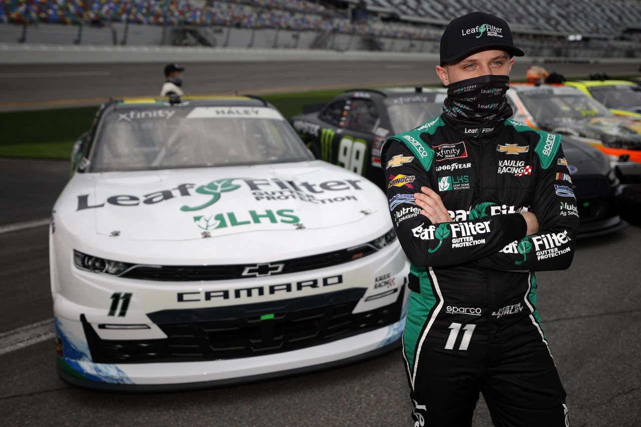 Justin Haley - NASCAR driver