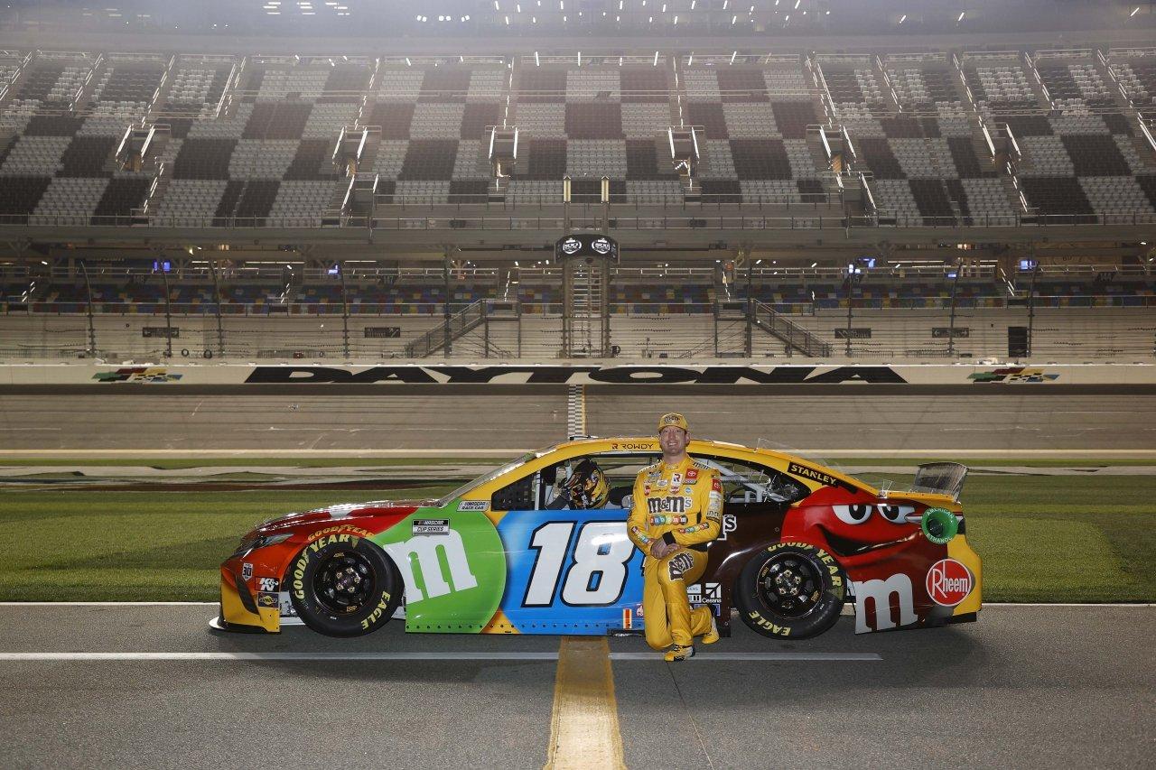 Kyle Busch - Daytona International Speedway - NASCAR Cup Series