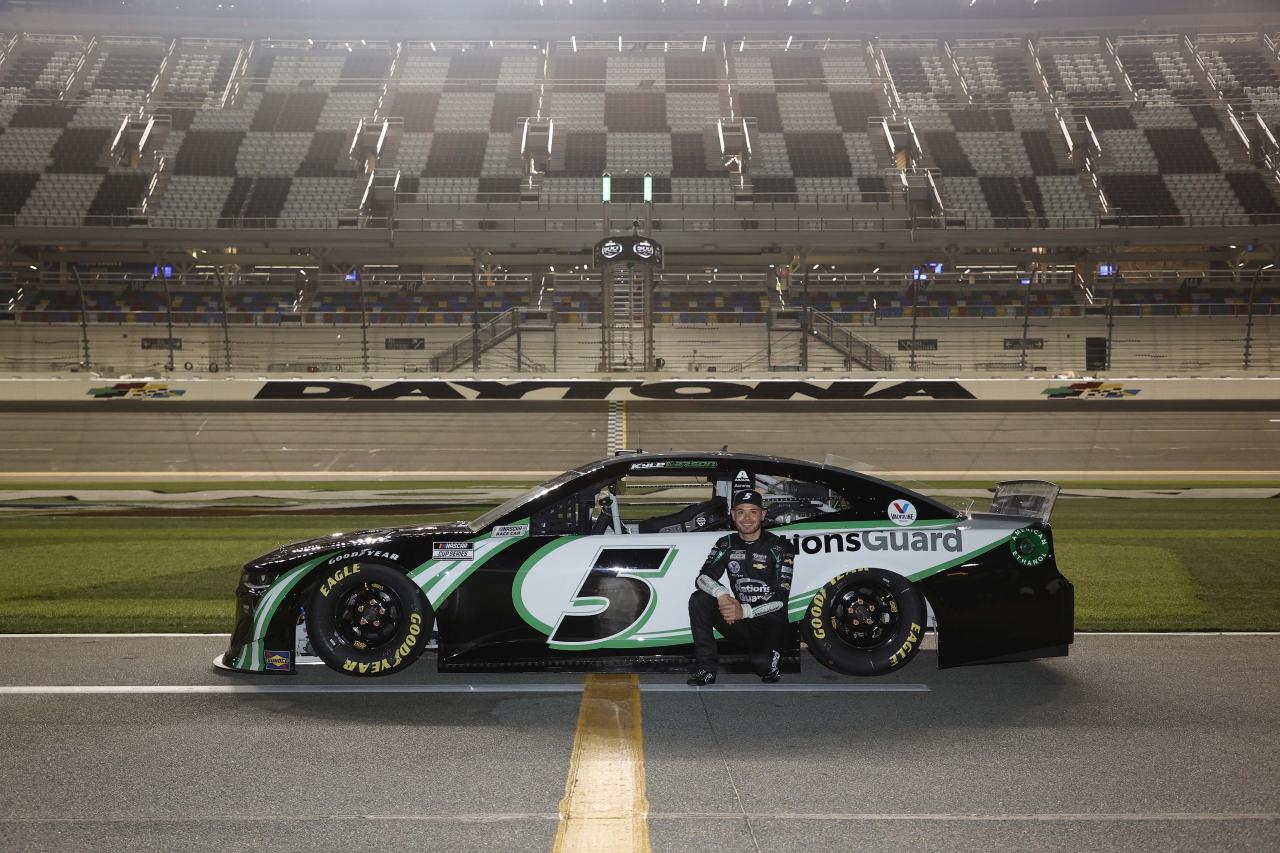 Kyle Larson - Daytona International Speedway - NASCAR Cup Series