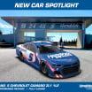 Kyle Larson - Hendrick Cars paint scheme - 2021