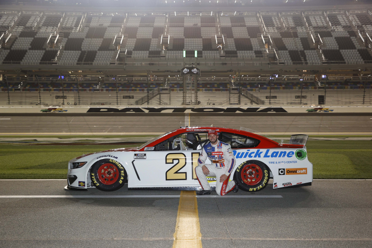 Matt DiBenedetto - Daytona International Speedway - NASCAR Cup Series