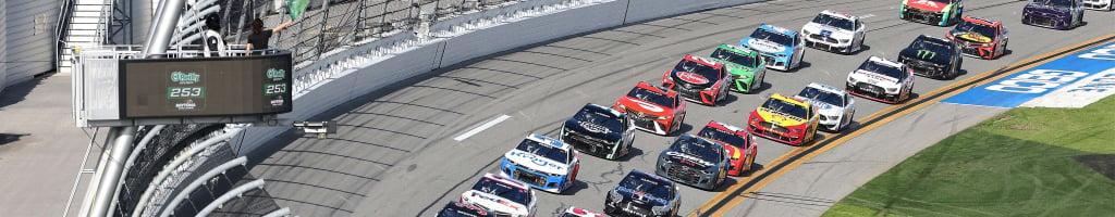 Daytona Starting Lineup: August 2021 (NASCAR Cup Series)