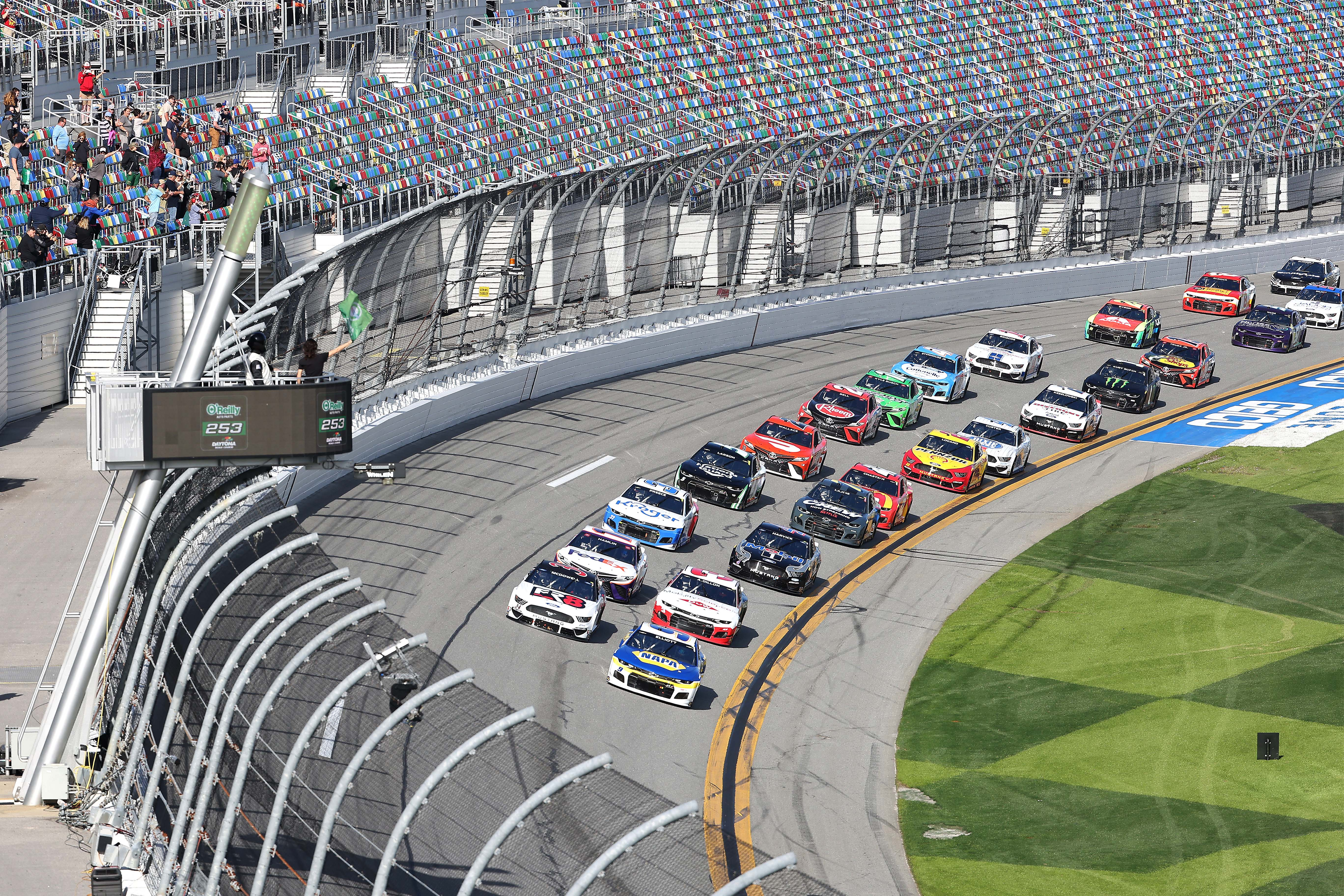 NASCAR Cup Series at Daytona International Speedway Road Course