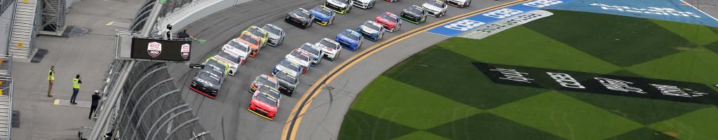 Daytona Starting Lineup: August 2021 (NASCAR Xfinity Series)