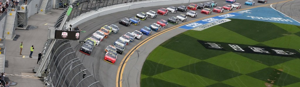 Daytona Starting Lineup: February 2021 (NASCAR Xfinity Series)