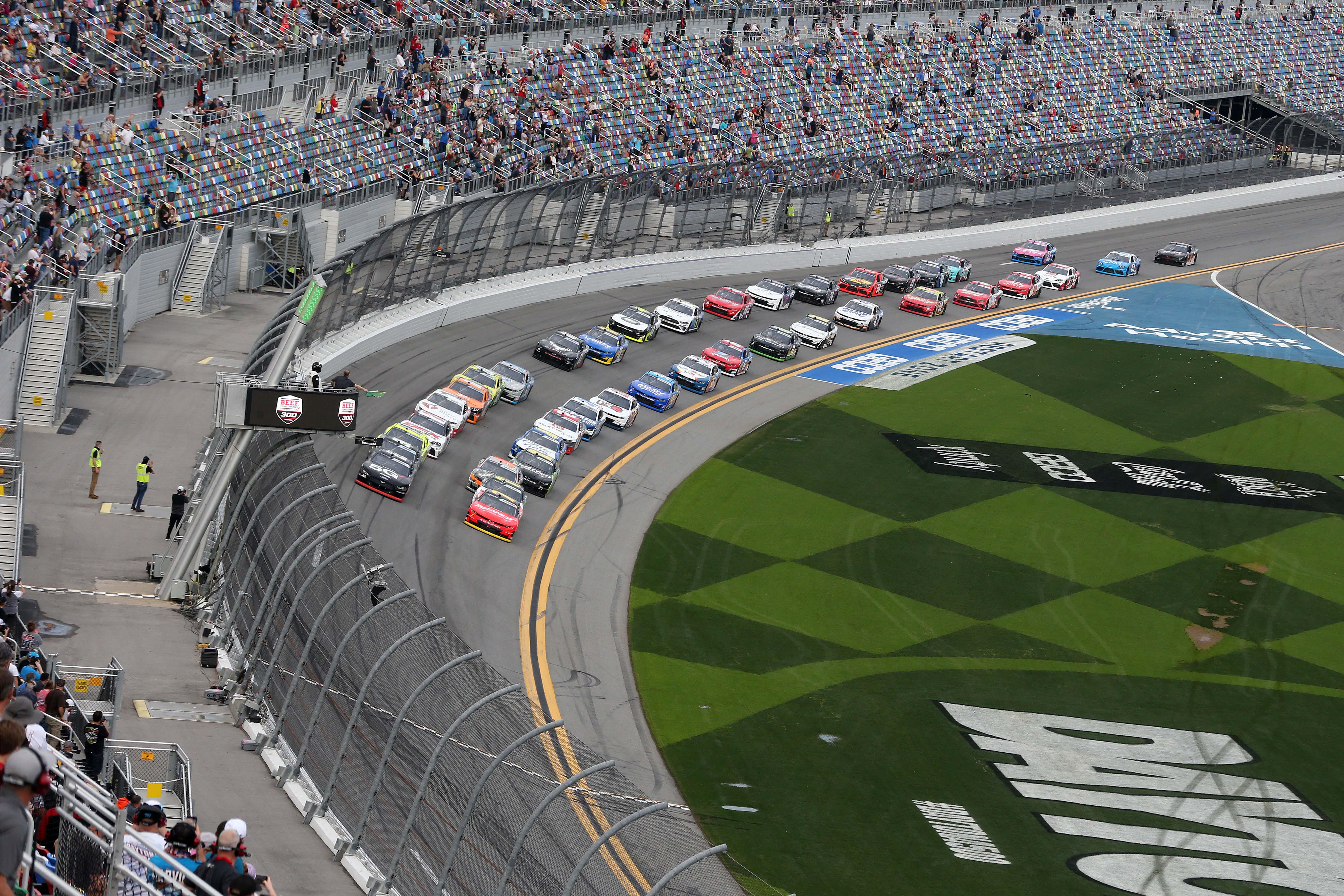 NASCAR Xfinity Series at Daytona International Speedway