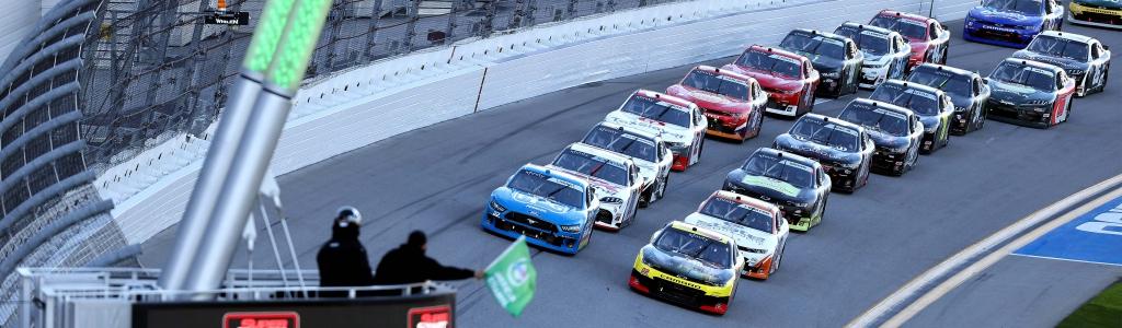 Daytona Race Results: February 20, 2021 (NASCAR Xfinity Series)