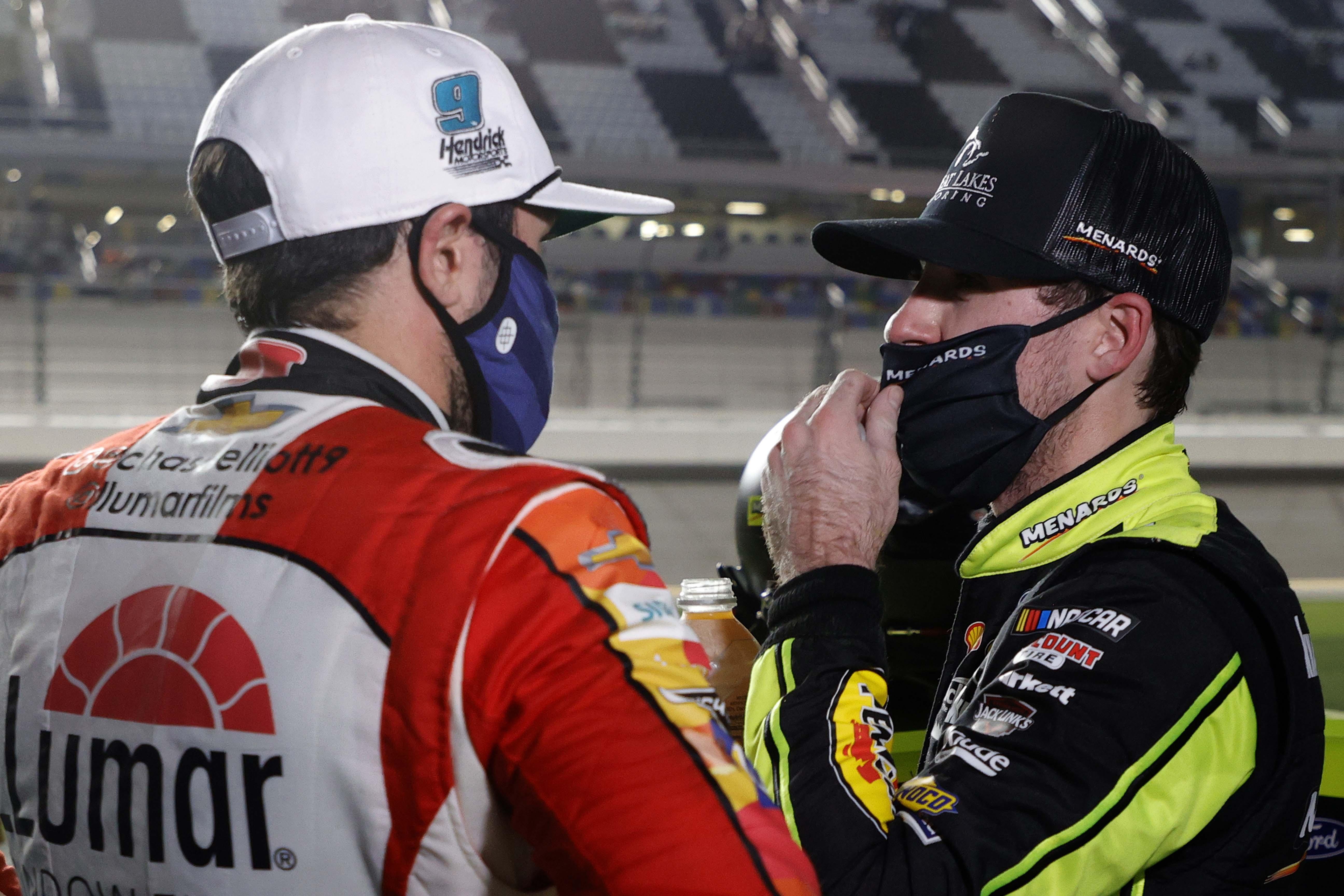 NASCAR Cup Series Busch Clash at Daytona