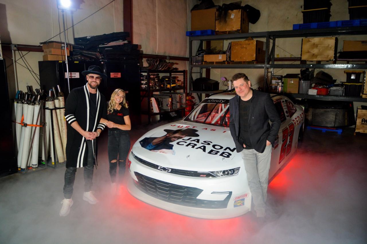 Natalie Decker - Jason Crabb - NASCAR Xfinity Series No. 23