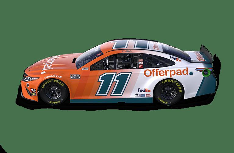 Offerpad - NASCAR paint scheme - Denny Hamlin