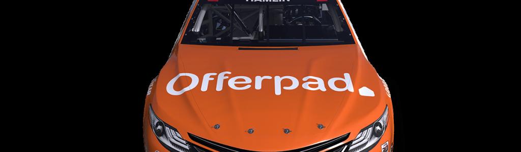 Denny Hamlin: 2021 Offerpad NASCAR paint scheme revealed