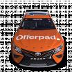 Offerpad - NASCAR race car - Denny Hamlin No 11