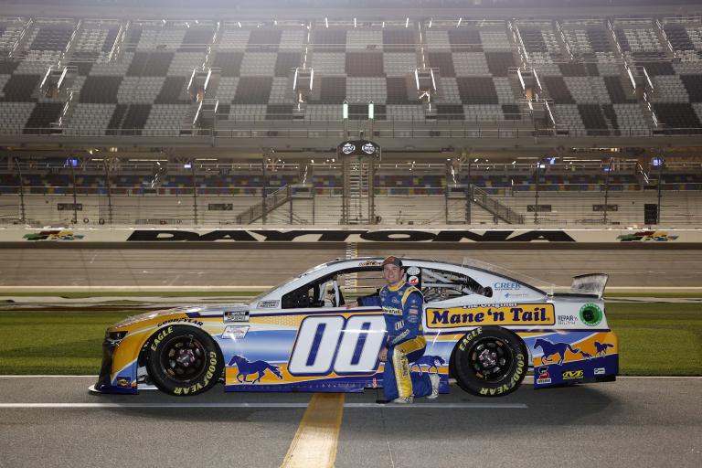 Quin Houff - Daytona International Speedway - NASCAR Cup Series