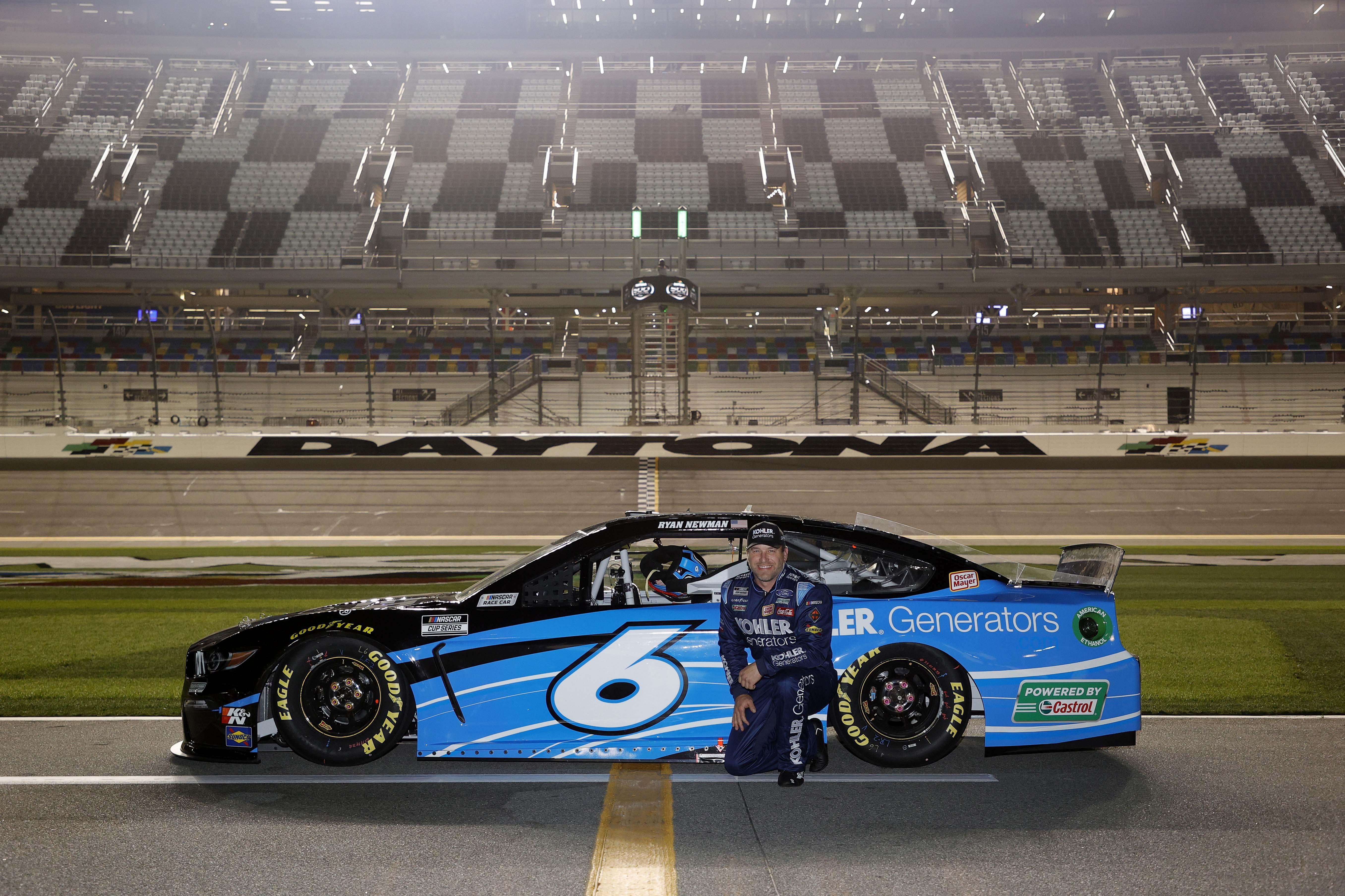 Ryan Newman - Daytona International Speedway - NASCAR Cup Series