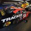 Ty Dillon - No 54 in the garage at Daytona International Speedway - NASCAR Xfinity Series