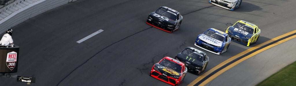 Daytona Practice Results: February 12, 2021 (NASCAR Xfinity Series)