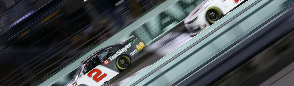 Tyler Reddick disqualified at Homestead-Miami Speedway