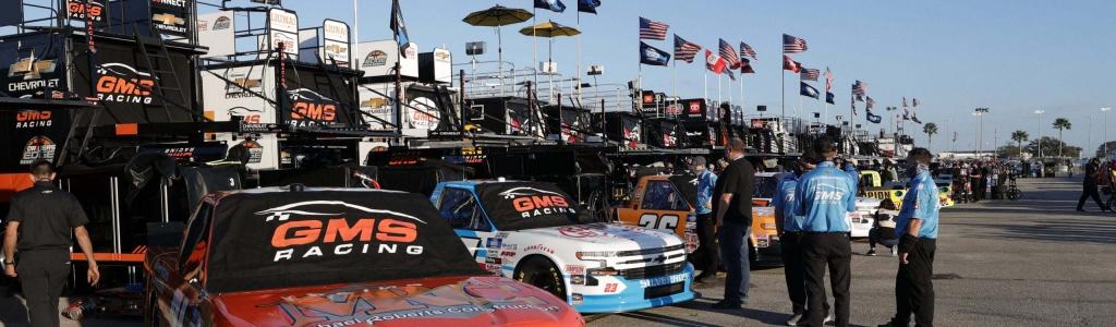 Daytona Practice Results: February 11, 2021 (NASCAR Truck Series)